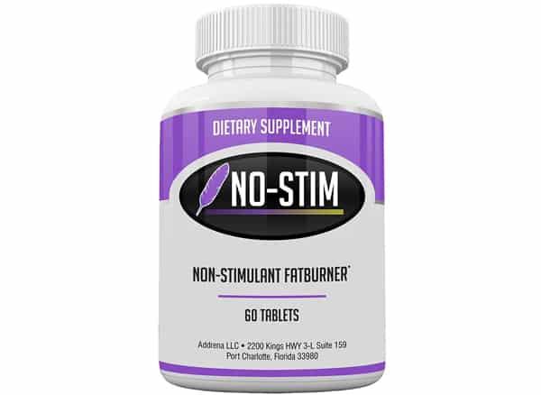 No Stim Non-Stimulant Appetite Suppressant