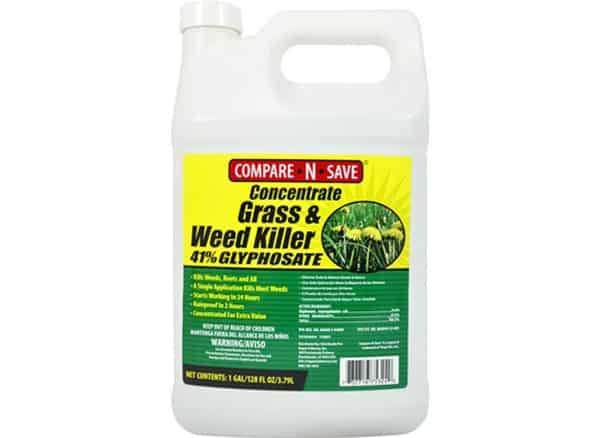 Compare-N-Save Concentrate Grass and Weed Killer
