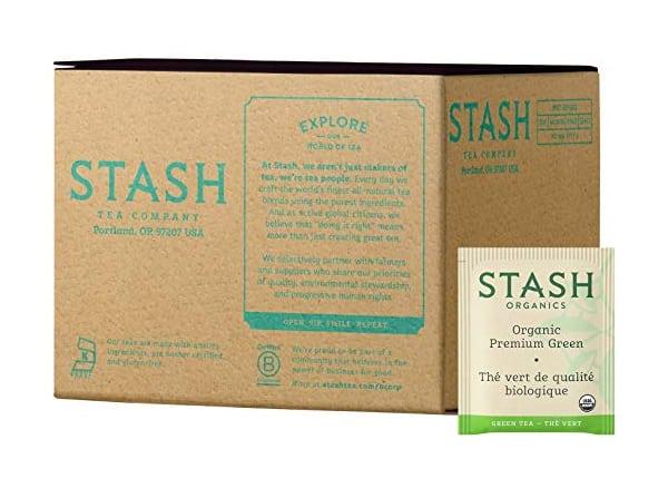 Stash Tea Organic Premium Tea