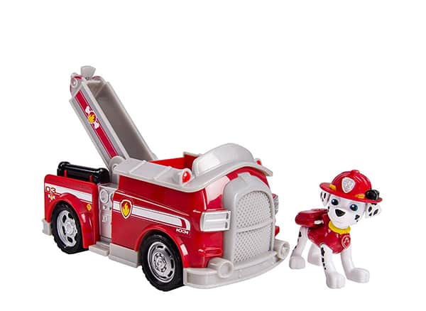 Paw Patrol patroller on the move