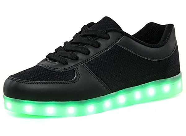 KALEIDO ShinyNight Light up Shoes