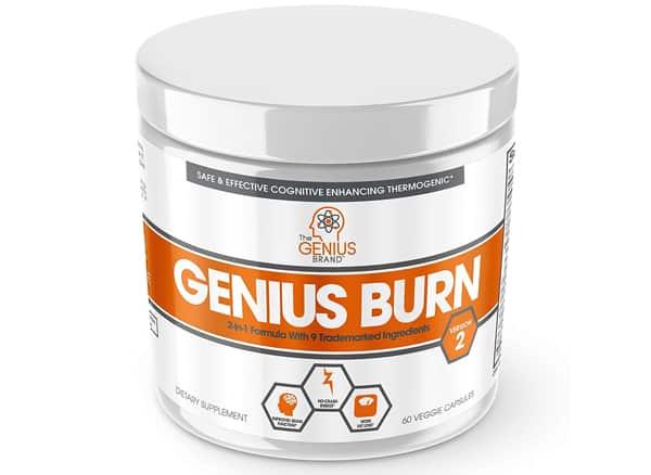 Genius Burn Appetite Suppressant