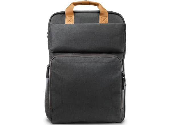 HP Canvas Backpack