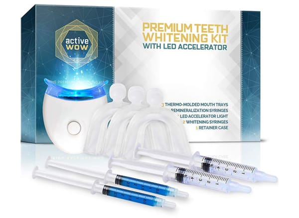 ActiveWow Teeth Whitening Kit