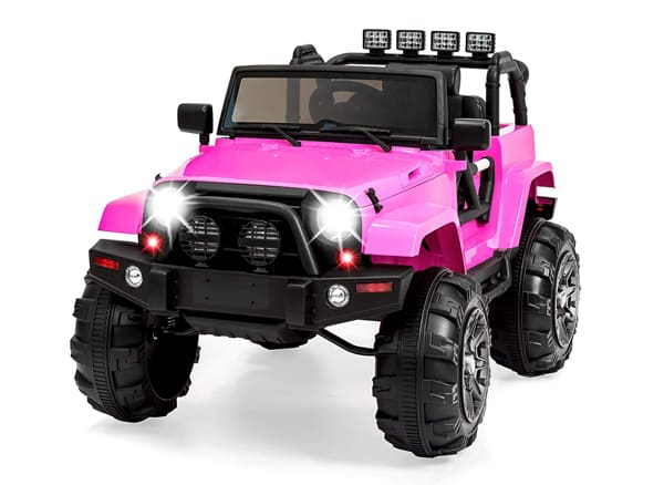 Best Choice Products 12V Kids Ride-On Truck
