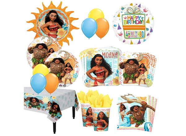 The Ultimate Moana Party Kit