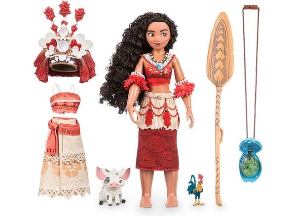 Disney Moana Singing Feature Doll Set