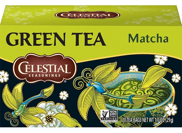 Celestial Seasonings Green Tea Matcha