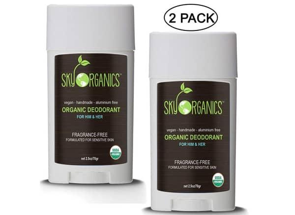 Sky Organics Organic Deodorant