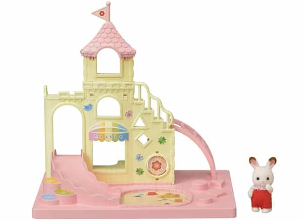 Calico Critters Baby Castle Playground