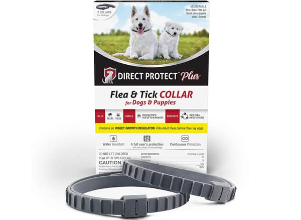 Direct Protect Plus Flea & Tick Collars