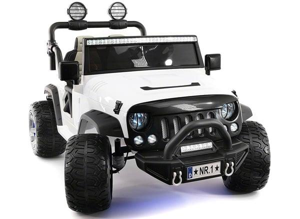 Moderno Kids Explorer 12V Ride-On Car Truck