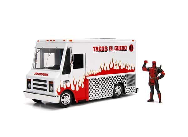Marvel Deadpool & Taco Truck