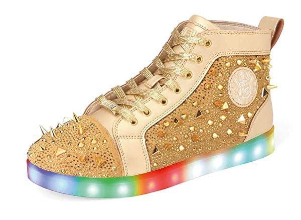 SEVE Alpha Dubhe Men's Light Up Shoes