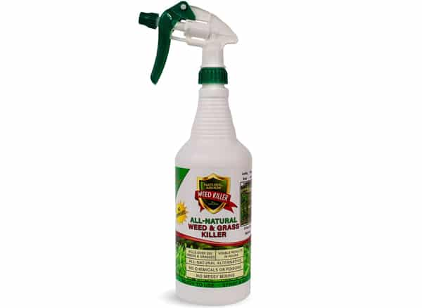 Natural Armor Weed and Grass Killer