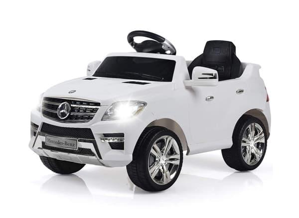 Costzon Licensed Mercedes Benz ML350 Ride on Car