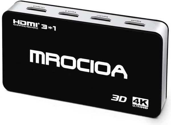 MROCIOA HDMI Switch