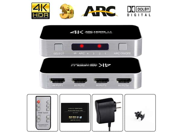 Avedio Links HDMI Switch