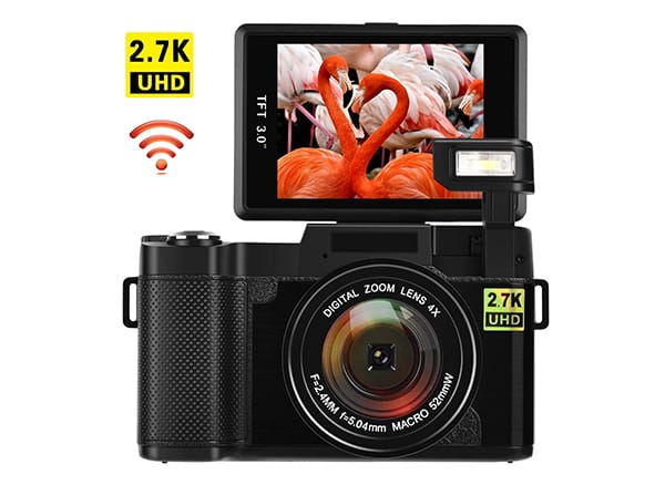 Comi Tech Ultra HD vlogging camera