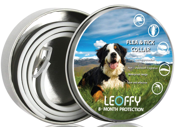ERGMY Dog Flea Collars