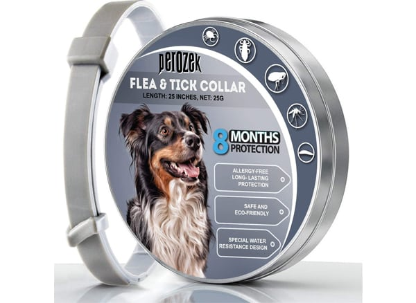 DYEOF Flea Tick Collar for Dogs