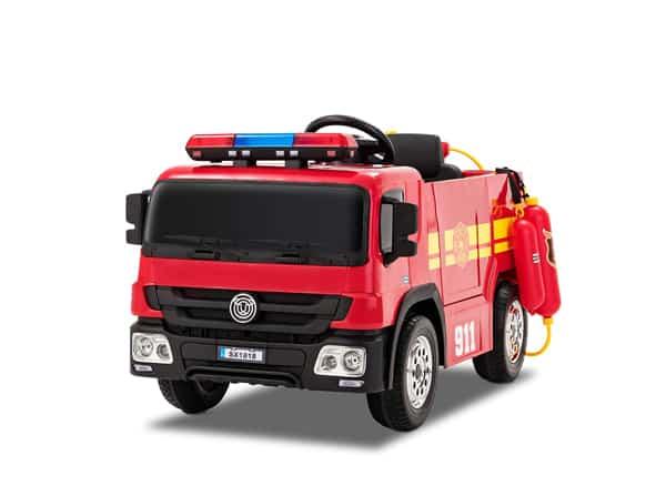 Uenjoy Fire Truck Ride on