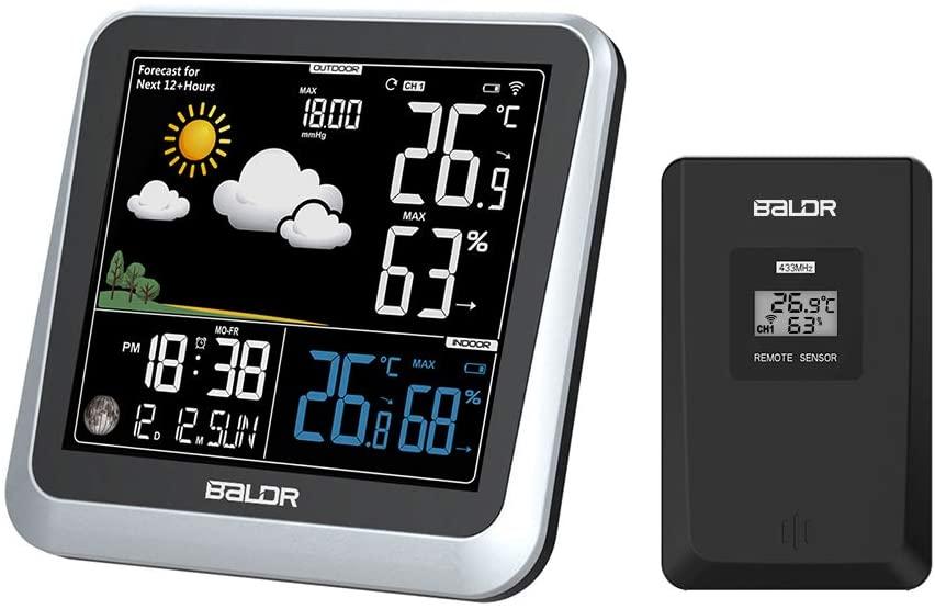 BALDR Home Weather Station