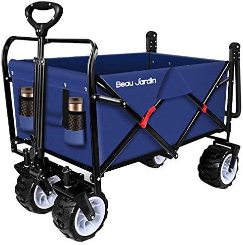 BEAU JARDIN Portable Wagon
