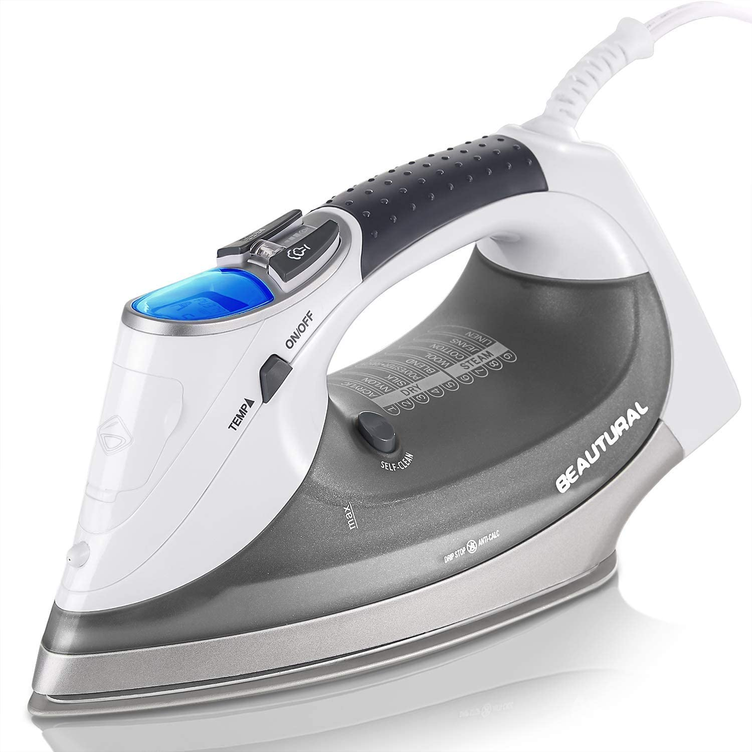 BEAUTURAL Steam Iron