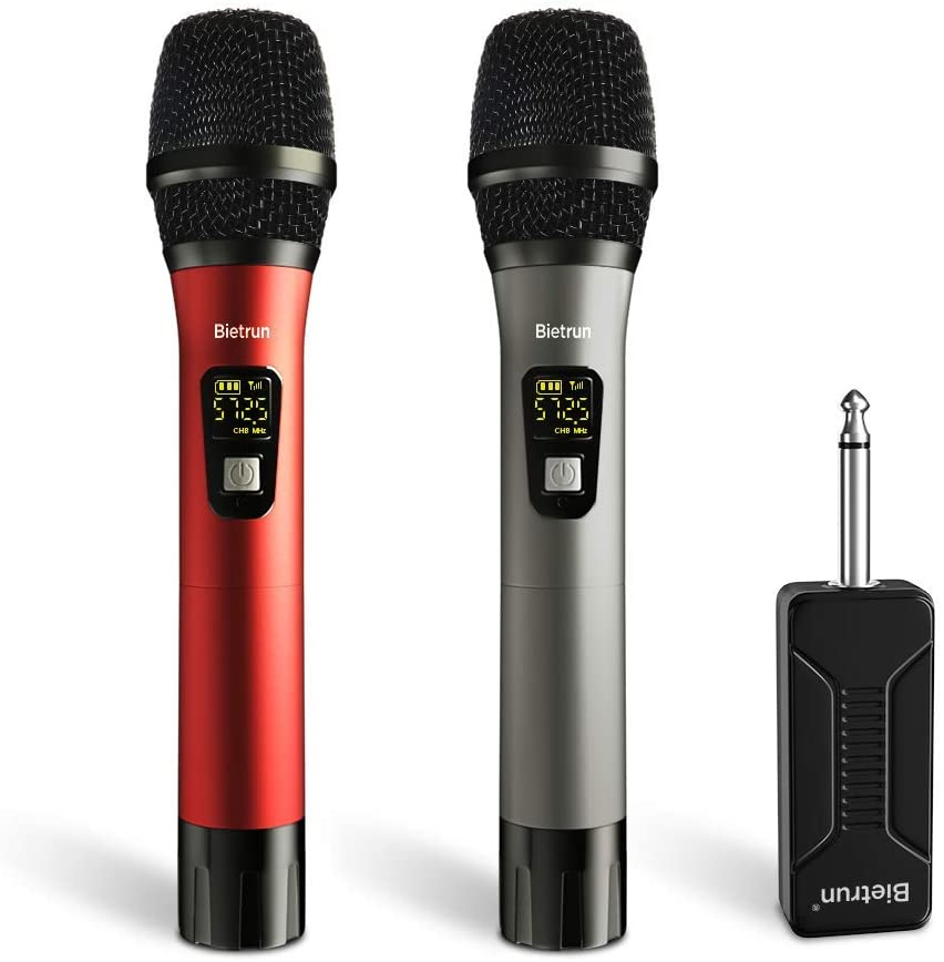 Bietrun Wireless Microphone