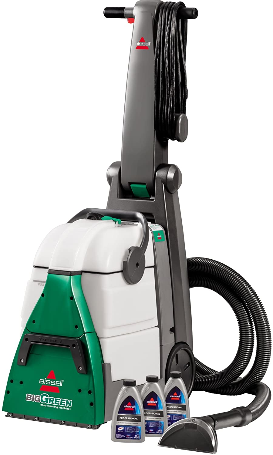 Bissell 86T3 Professional Big Green Carpet Cleaner Machine