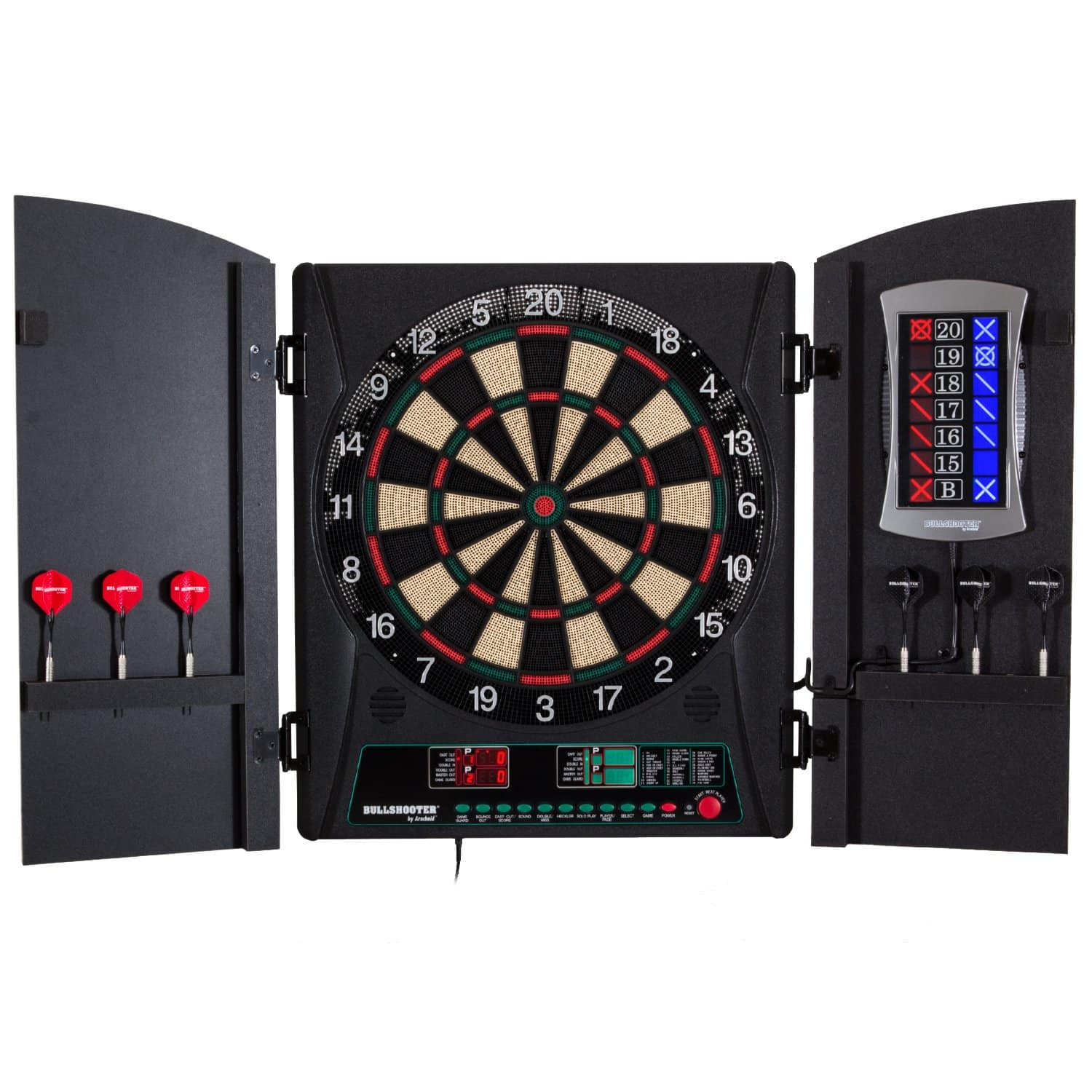 Bullshooter Cricket Maxx 1.0 Electronic Dartboard