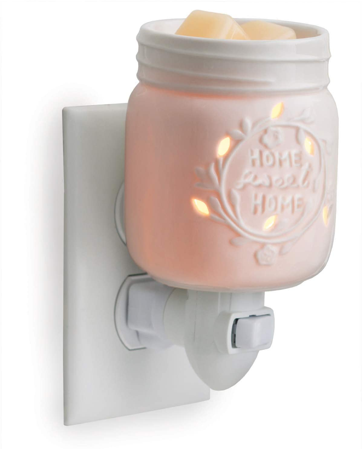 Candle Warmers ETC Decorative Pluggable Fragrance Warmer
