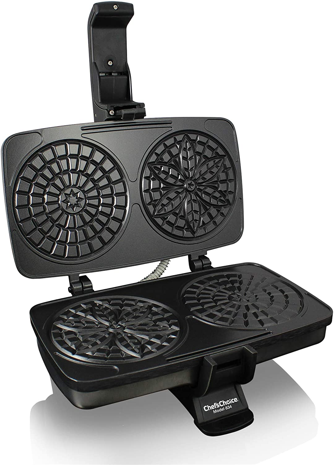 Chef's Choice 834 Toscano Nonstick Pizzelle Maker