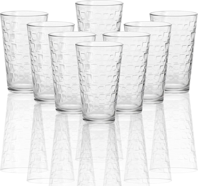 Circleware 40205 Highball Glasses