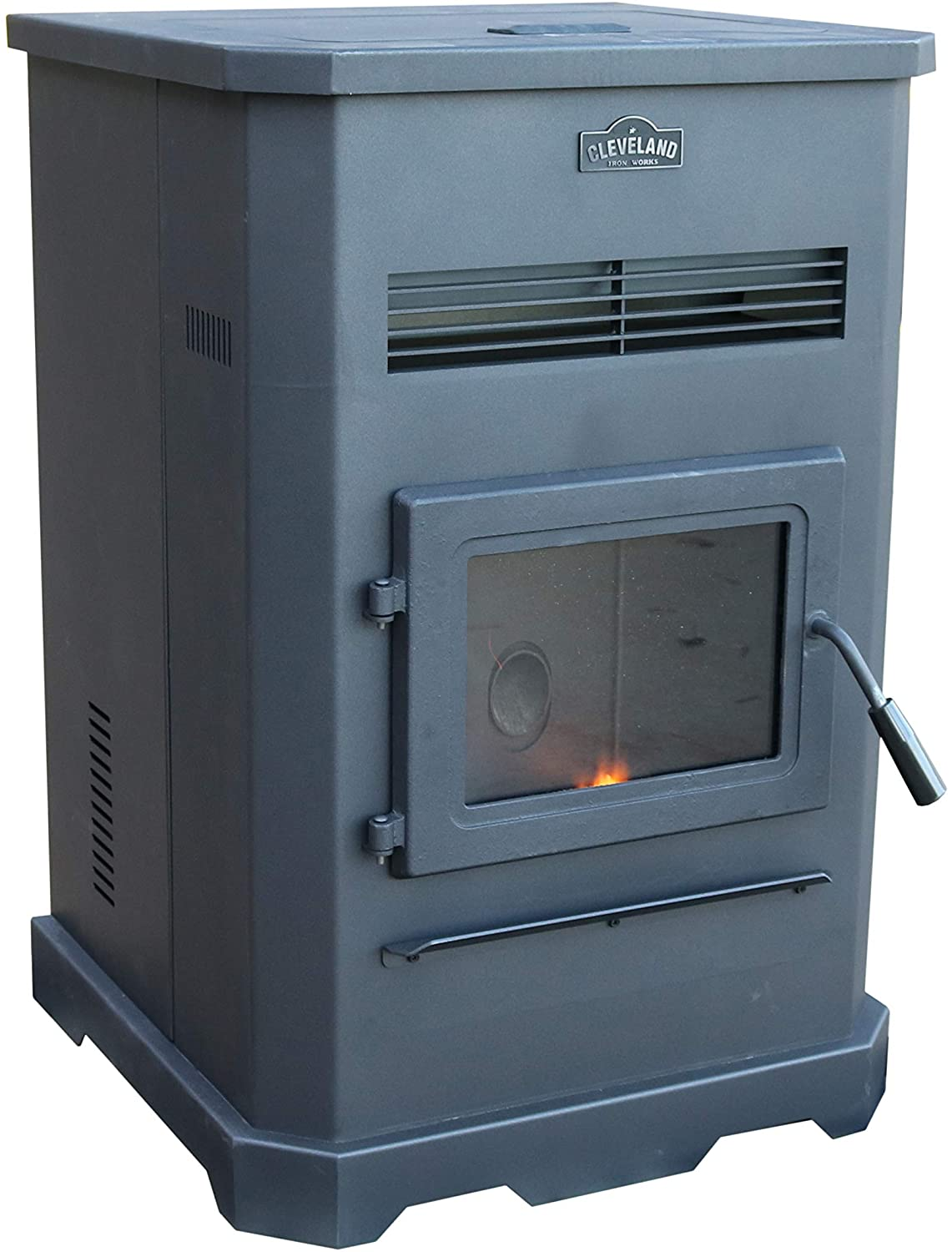 Cleveland Iron Works PS130W-CIW Pellet Stove