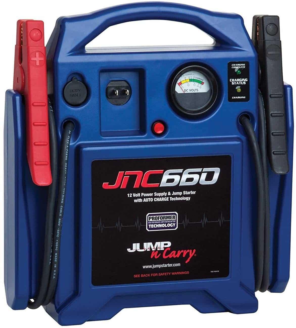 Clore Automotive JNC660 Car Jump Starter