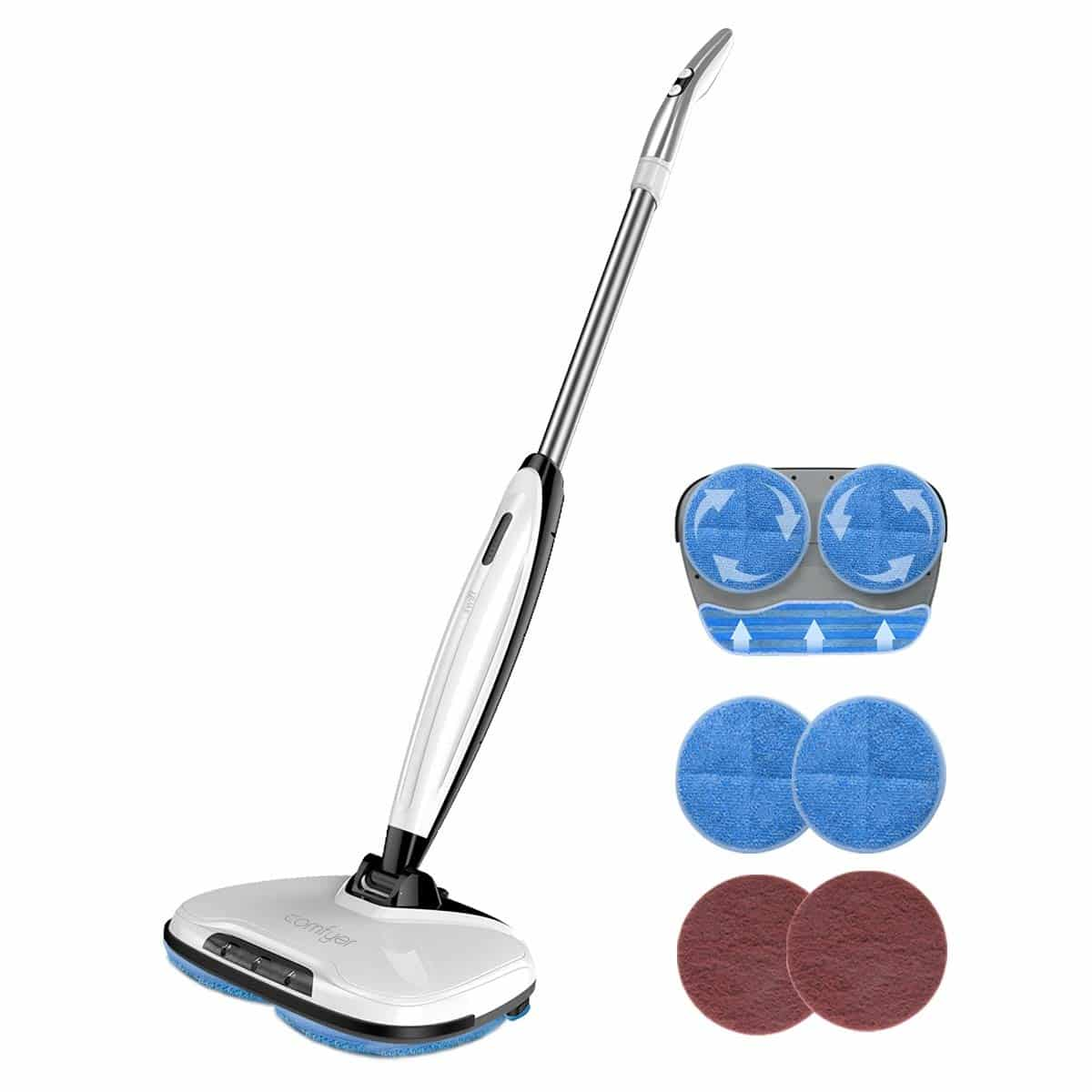 Comfyer Swift Cordless Electric Spin Mop