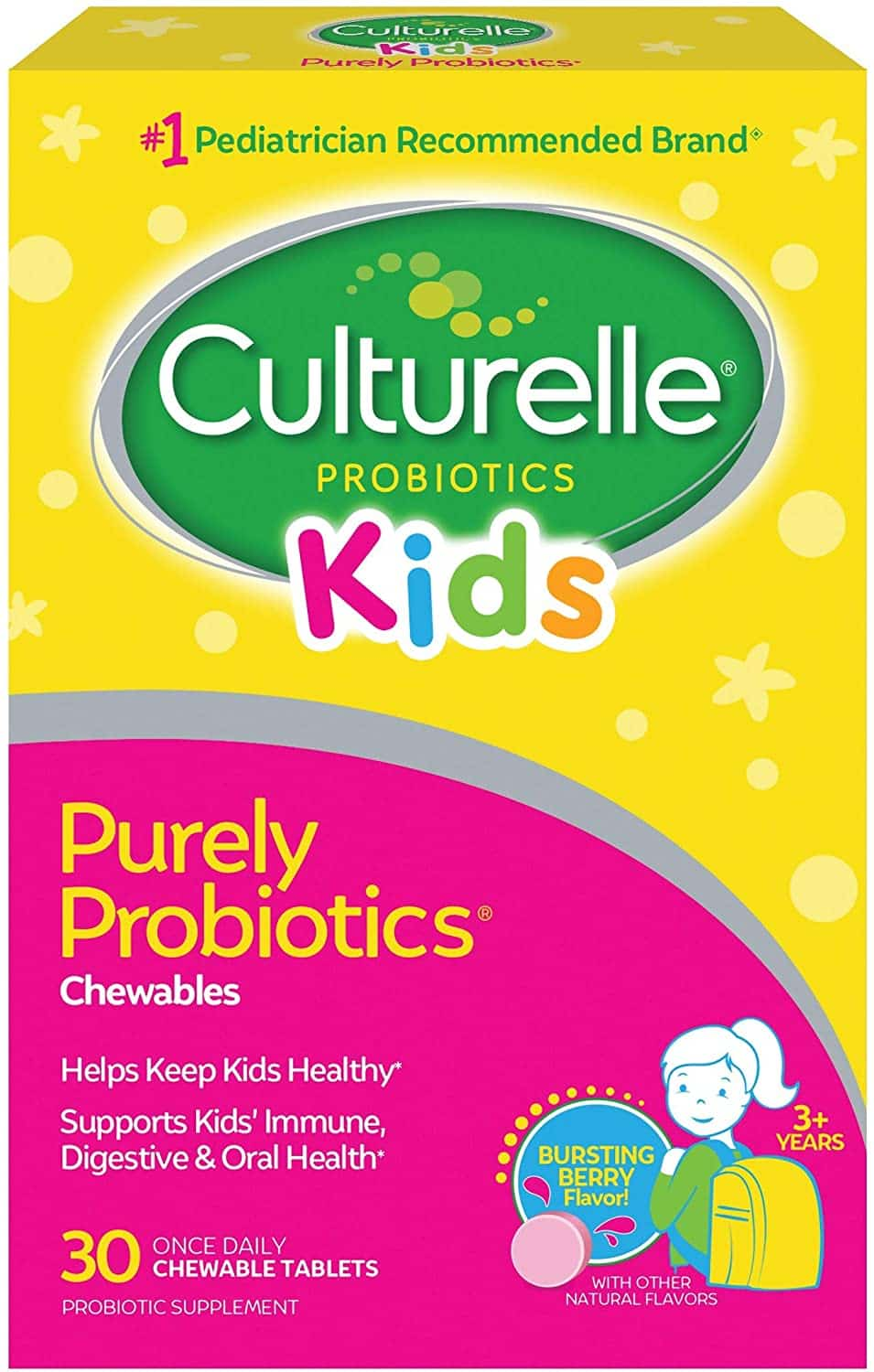 Culturelle Probiotics Supplements