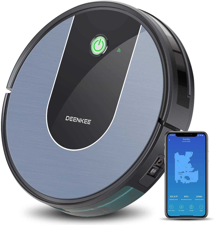 DeenKee Robot Vacuum