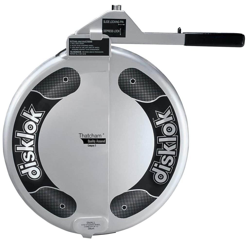 Disklok Steering Wheel Lock
