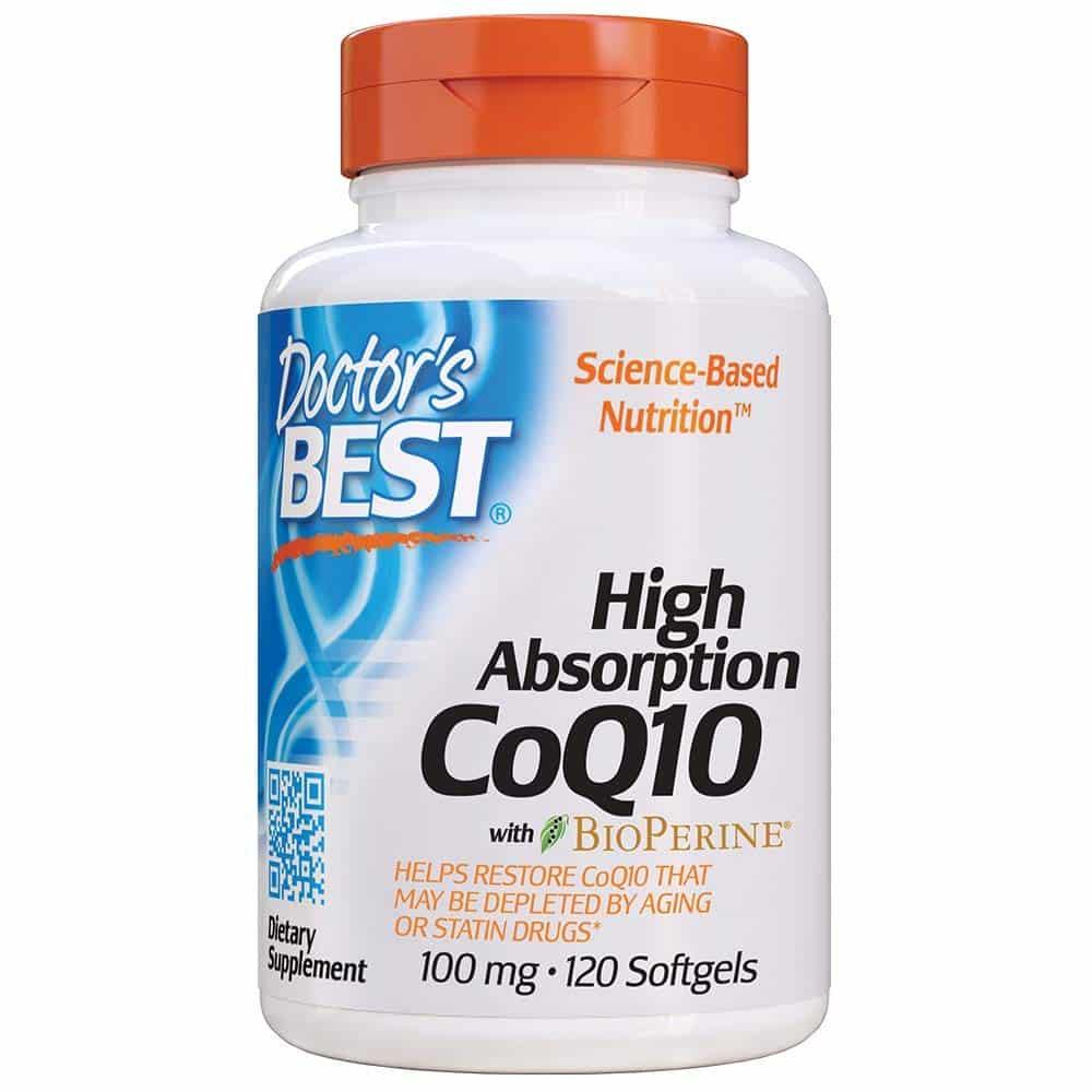 Doctor's Best CoQ10 Supplements
