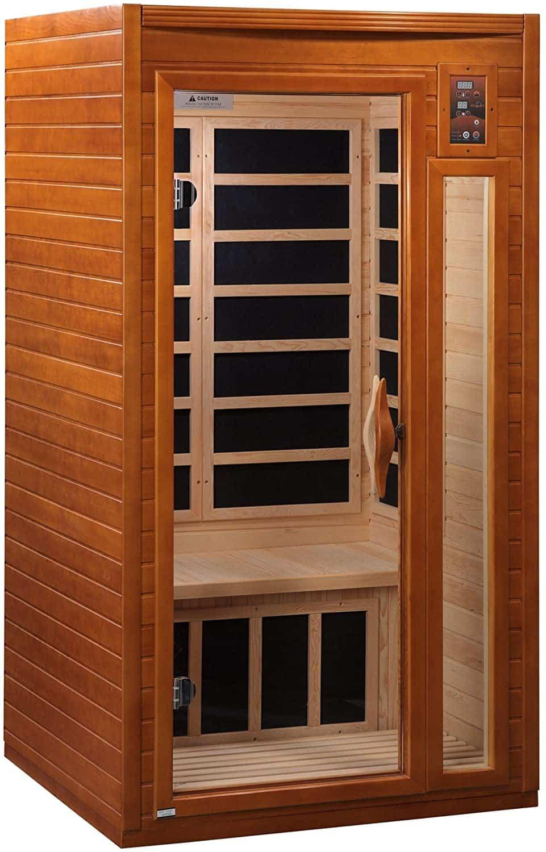 Dynamic Sauna AMZ-DYN-6106-01 Infrared Sauna