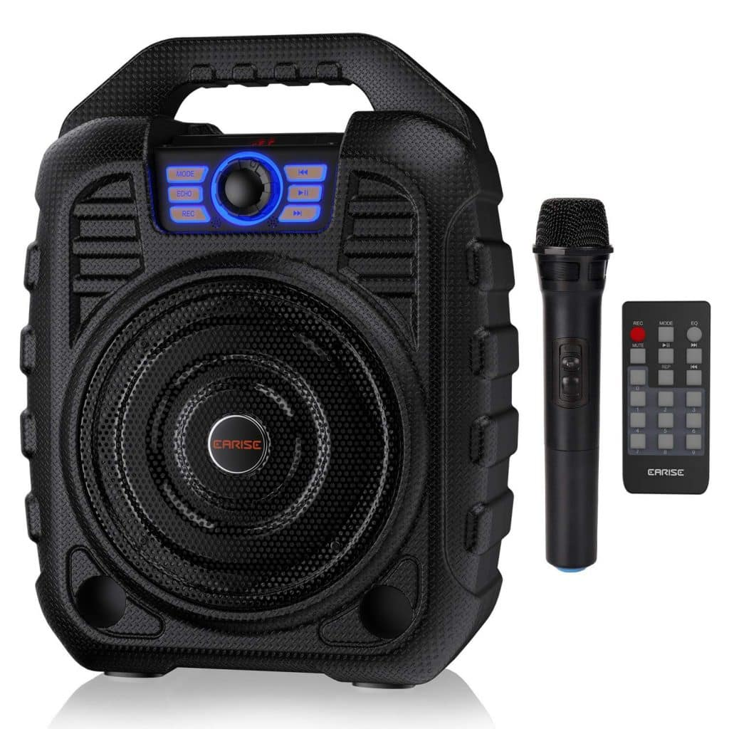 EARISE T26 PA System With Karaoke Machine