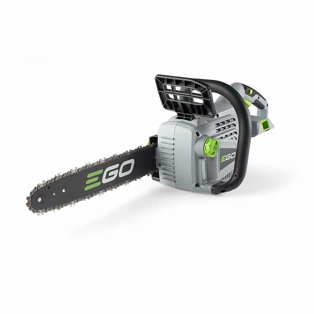 EGO Power + CS 1400 14-Inch 56-volt Lithium-ion Cordless Chainsaw