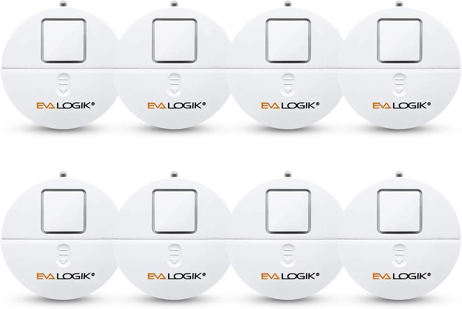 EVA LOGIK Modern Ultra-Thin Window Alarm