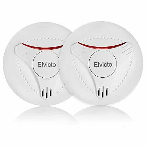 Elvicto Smoke Detector