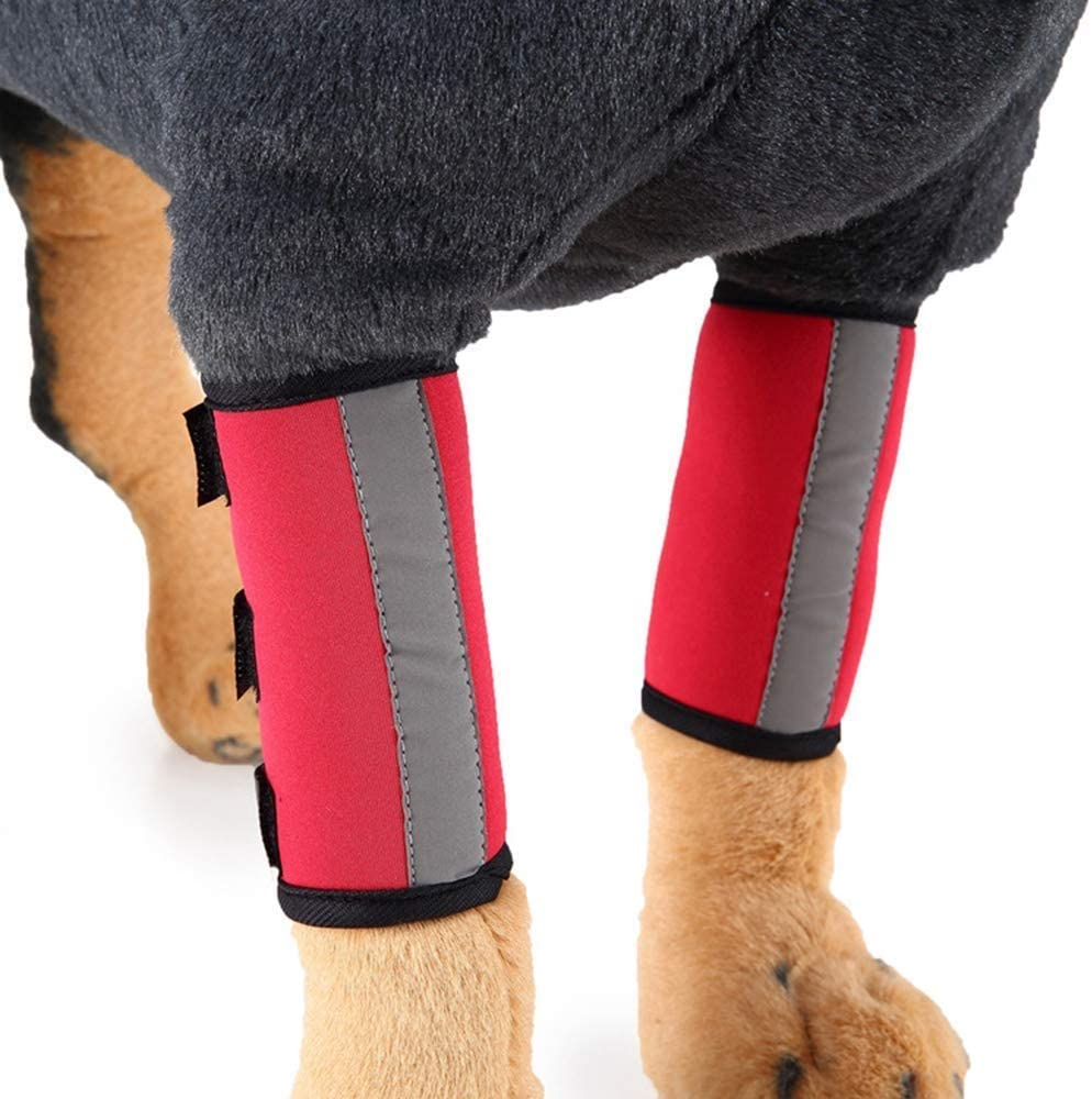 Emoly Reflective Tape Elbow Protectors