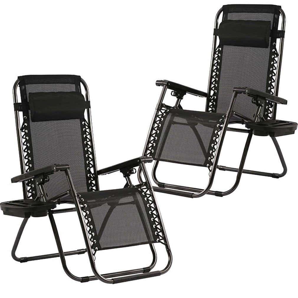 FDW Zero Gravity Chair Patio Chairs