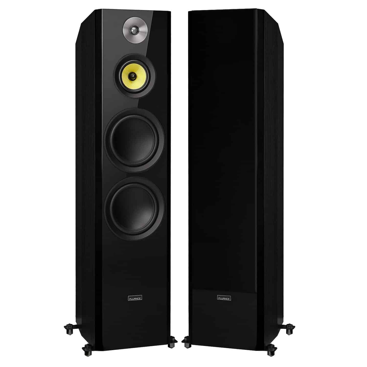 Fluance Signature Series Hi-Fi Floorstanding Tower Speakers